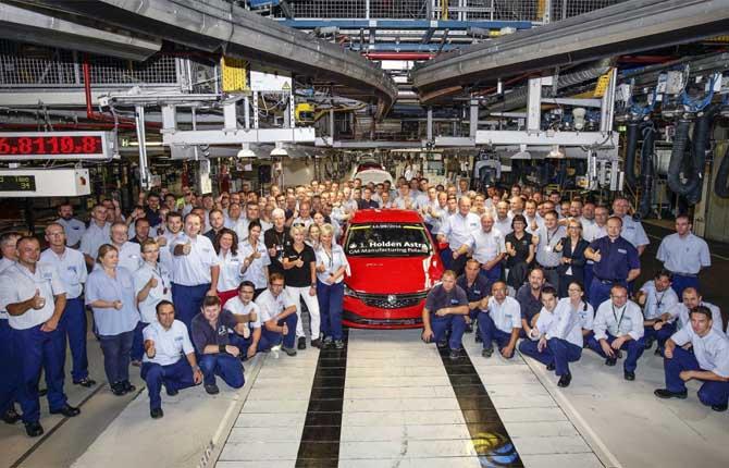 Opel Astra in versione export, che idea