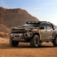 Chevrolet Colorado ZH2 Concept