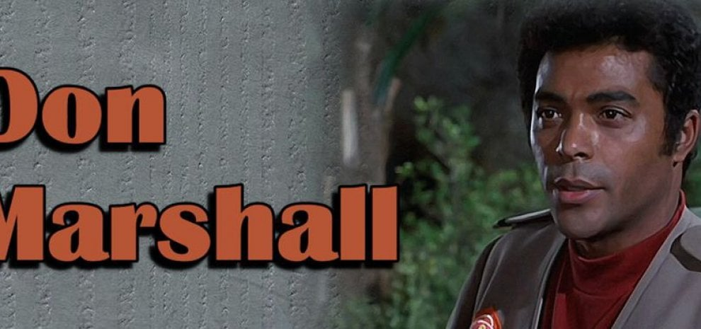 È morto Don Marshall, tenente Boma di 'Star Trek'