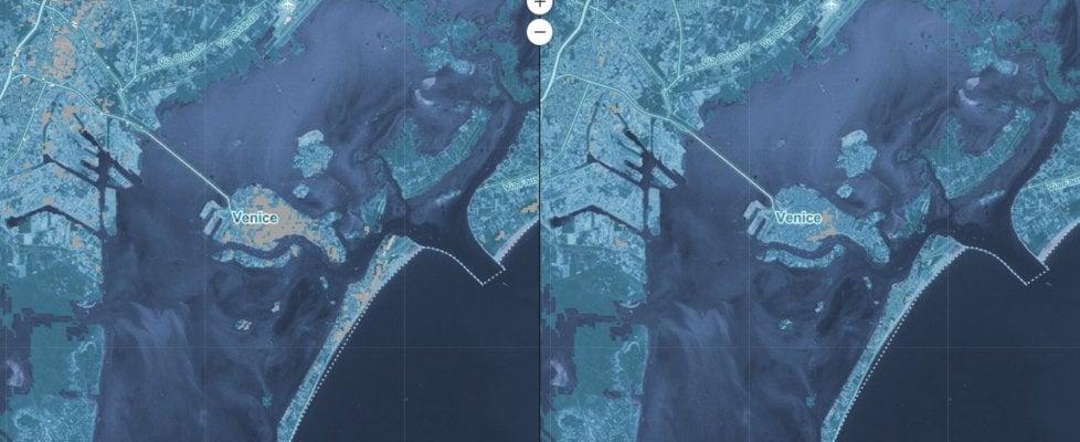 Clima, due gradi in più parte del mondo va sott'acqua. Anche parte dell'Italia