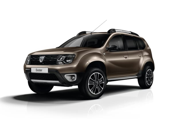 Dacia Duster, arriva la versione Black Shadow