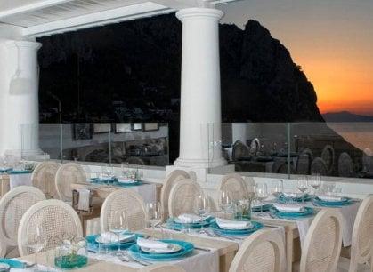 A Capri piatti di pesce all'insegna del piacere immediato
