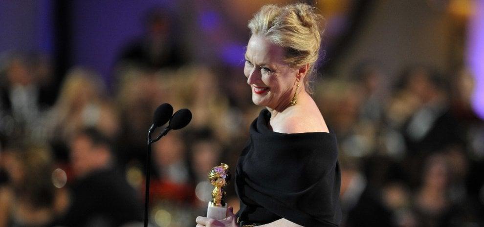 Meryl Streep, nuova statuetta: riceverà il Cecil B. DeMille alla carriera