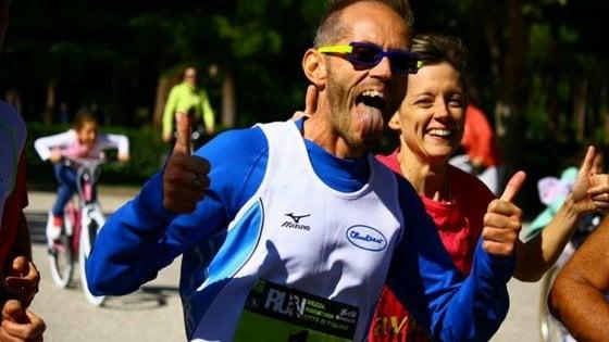 """Leonardo Cenci alla maratona di New York: """"Il tumore correrà con me"""""""