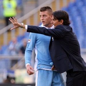 """Lazio, la sfida di Inzaghi: """"Siamo sopra al Napoli e vogliamo restarci"""""""