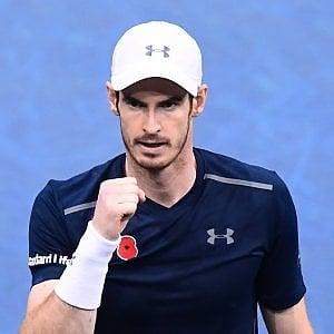 Tennis, Bercy: Raonic dà forfait e Murray fa festa, è il nuovo numero uno del mondo