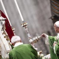 Il Papa a San Pietro con i detenuti:
