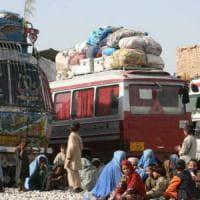 Afghanistan, un milione e mezzo di profughi in marcia di ritorno