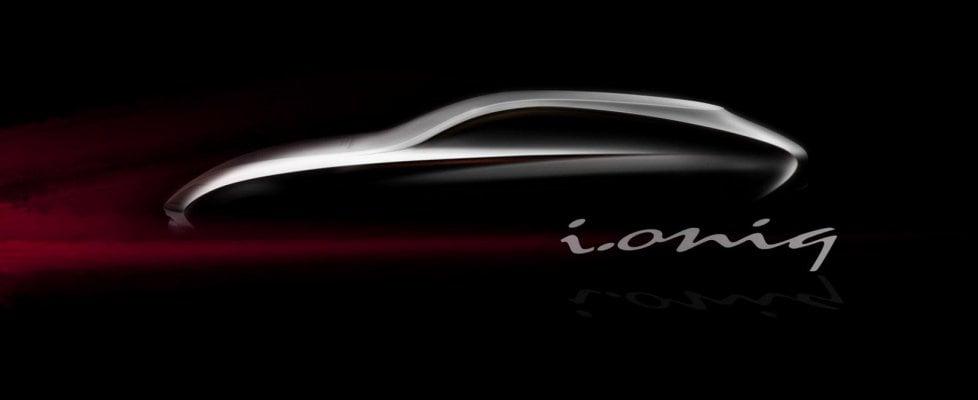 Concept Hyundai i-oniq, tutta la rivoluzione cominciò da qui