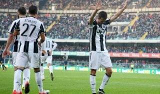 Le pagelle di Chievo-Juventus: Pjanic prodezza, Pellissier non solo il gol