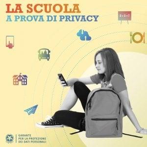 A scuola di privacy: il vademecum del garante contro le violazioni nelle aule