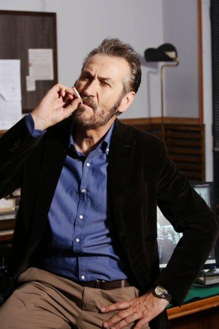 Rocco Schiavone, la fiction sul vicequestore ribelle, protagonista Marco Giallini