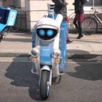 Guida autonoma a due ruote: arrivano gli scooter