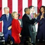Elezioni Usa, Clinton chiude la