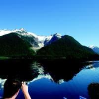 Argentina. La natura del parco Los Alerces