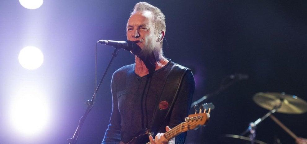 Con Sting riapre il Bataclan, il primo concerto del locale è andato sold-out in un'ora