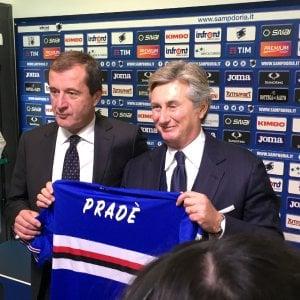"""Sampdoria, ecco Pradè: """"Cresciamo ai livelli della Fiorentina"""""""