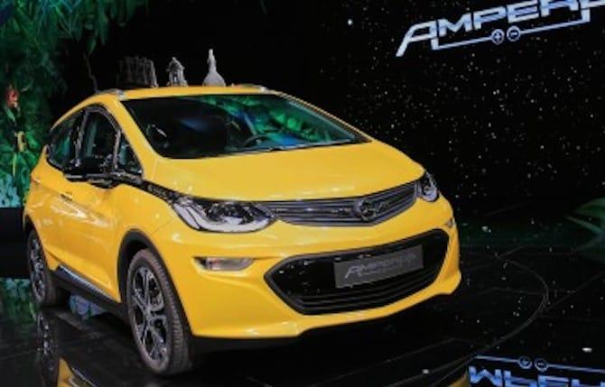 """""""7 nel 17"""": ecco la maxi offensiva Opel per il 2017"""