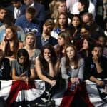 Elezioni Usa, lo sconforto dei sostenitori di Hillary Clinton