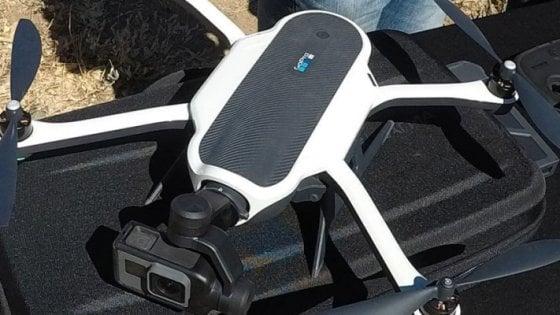 ''Perde potenza in volo'', GoPro richiama il drone Karma