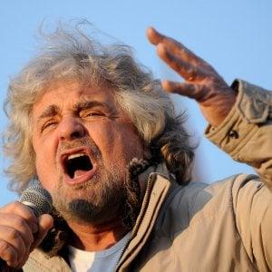 """E i trumpisti d'Italia esultano. Grillo: """"E' come per noi, ha fatto un vaffa pazzesco"""""""