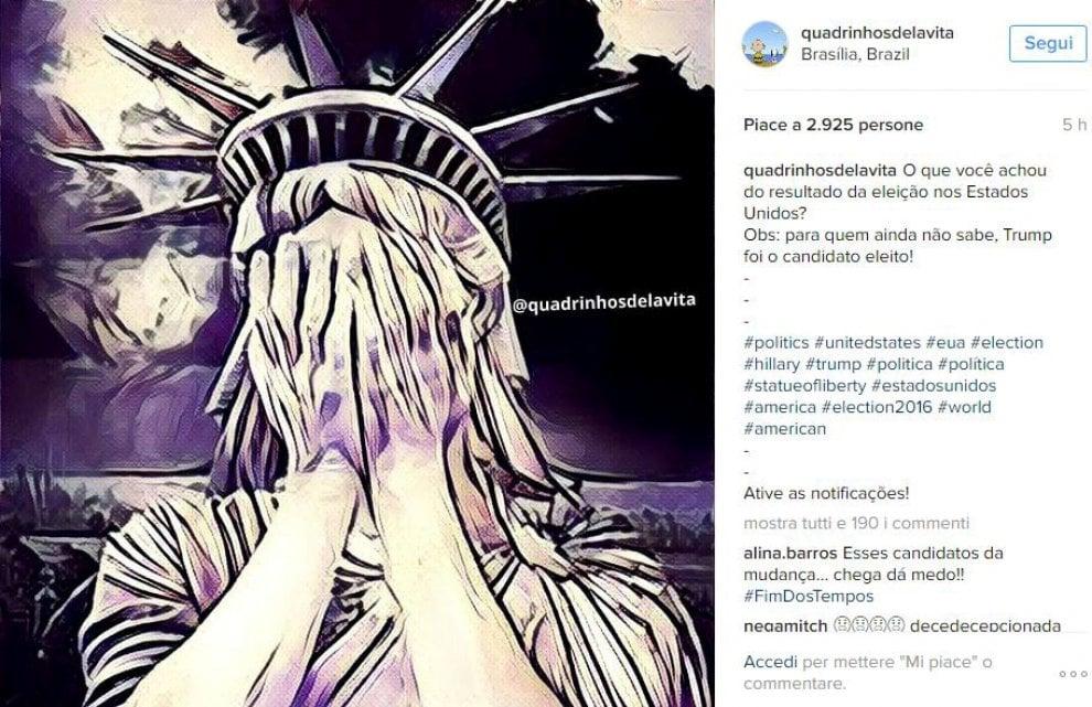 Donald Trump presidente, scatta l'ironia di disegnatori e fumettisti