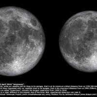 La superluna, le Leonidi e Venere nel cielo di novembre