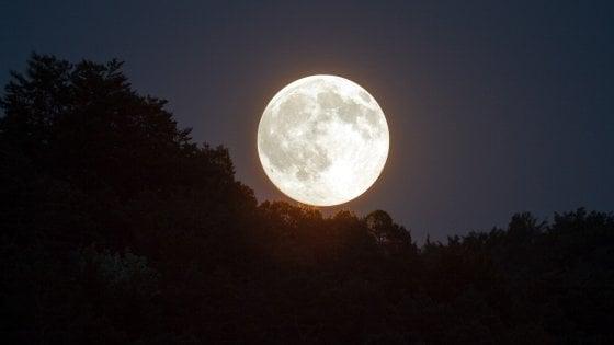 Superluna da record il 14 novembre. Sarà il 30 per cento più luminosa