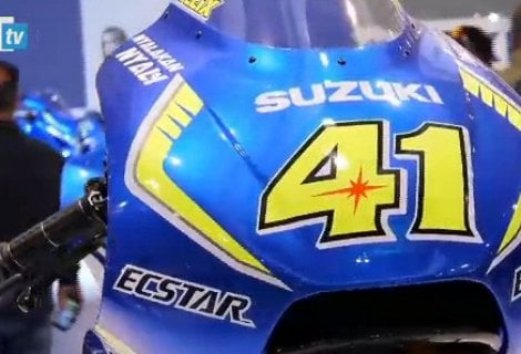Suzuki V-Strom protagonista a Eicma