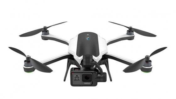 Action cam, GoPro ricomincia con Karma