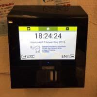 Stop ai furbetti: all'ospedale i dipendenti timbrano con le impronte digitali