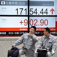 I mercati rivalutano Trump: Ue in recupero, vola Tokyo