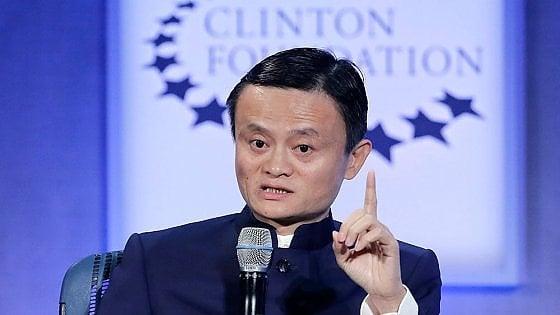 """Trump preoccupa la Cina, Mister Alibaba: """"Lavoriamo insieme o sarà un disastro"""""""