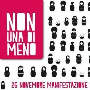In piazza 'Non una di meno', per dire no alla violenza sulle donne
