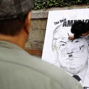 "Il Ku Klux Klan: ""Per Trump una parata della vittoria"""