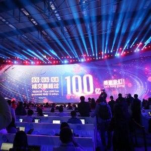Singles Day, Alibaba diventa il bazar del mondo: 5 miliardi di scambi in un'ora