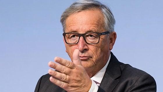 """Juncker contro Trump: """"Non conosce il mondo"""". Hollande: chiarire presto su Ucraina, clima, terrorismo e nucleare Iran"""