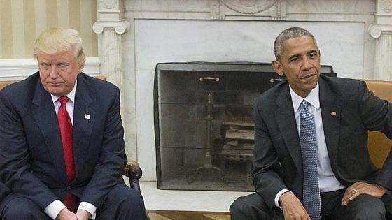 """Lo staff di Trump avverte Obama: """"Non prenda iniziative"""". E NY si prepara a resistere sugli immigrati"""