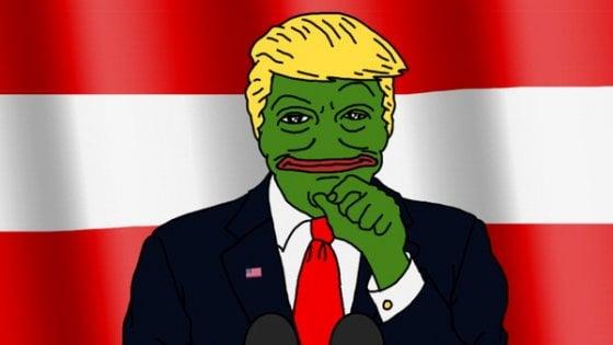 Meme, board e viralità: la rete lontana dai social che ha incoronato Trump