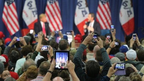 """Elezioni Usa, bufera su Facebook e Twitter: """"Hanno aiutato Trump"""""""