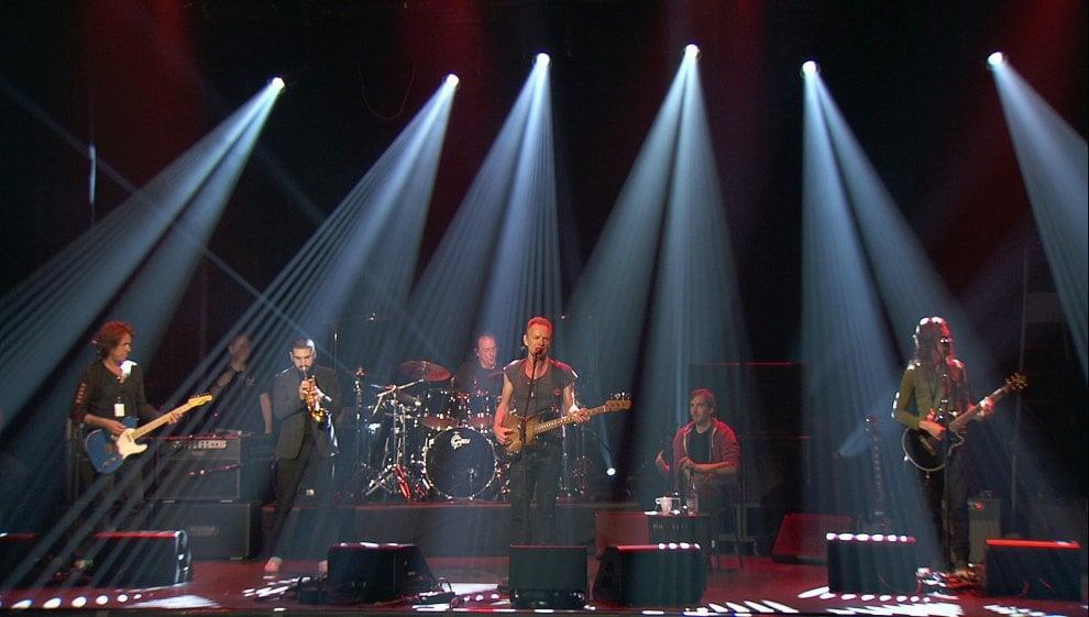 Rinascita del Bataclan, concerto di Sting a un anno dall'attentato