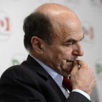 Bersani: sogno ancora un Pd unito ma il governo cambi rotta, giusto abbassare i toni