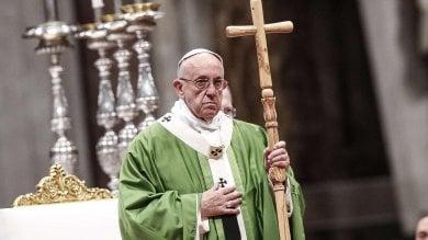 """Il Papa a San Pietro con i detenuti  """"Ipocrita chi vede per voi solo il carcere"""""""