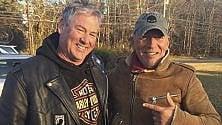 Si fermano a soccorrere un biker in panne, sorpresa in New Jersey: era Bruce Springsteen