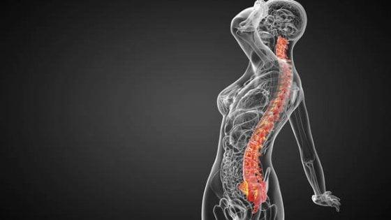 Ginnastica a un chondrosis di cervicali e un reparto di petto di una spina dorsale
