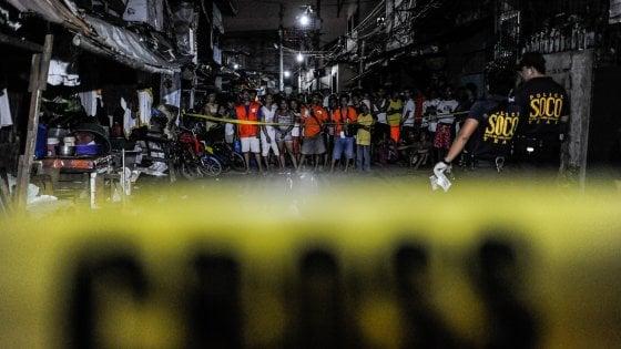 Filippine: gli squadroni di Duterte, il presidente che fa uccidere i pusher