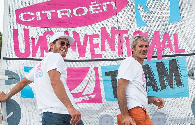 Citroën Unconventional team, al via una nuova avventura