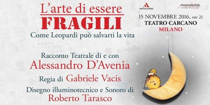 50 motivi per amare Giacomo Leopardi