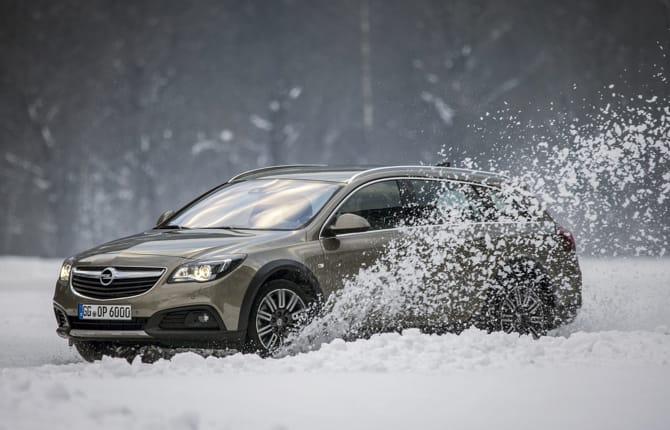 Mesi invernali, i consigli di Opel