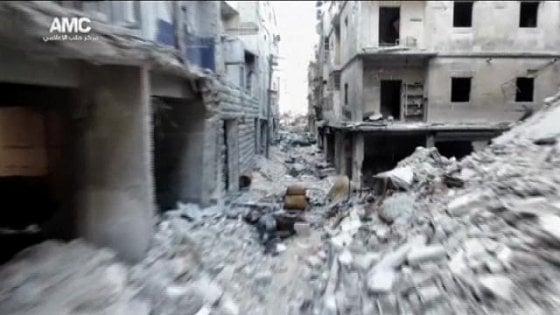 Siria, al via l'offensiva russa contro Idlib e Homs